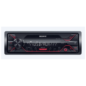 Sony DSX-A110U Affordable car stereo