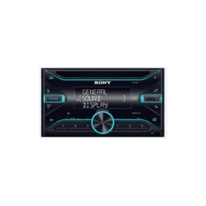 Sony WX-810UI Double din Car Radio