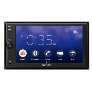 Sony XAV-1500 Car Radio with weblink cast