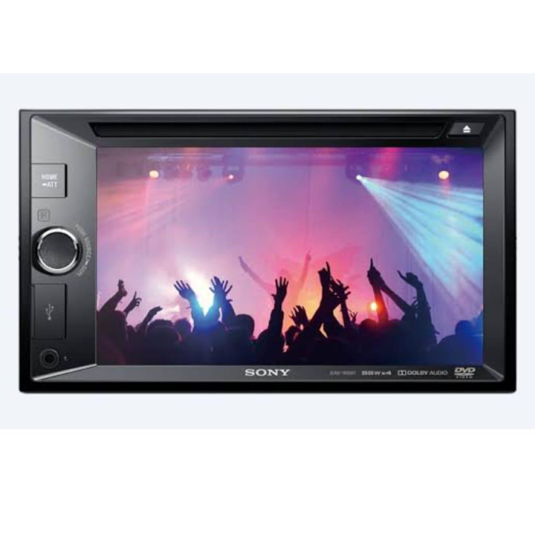 Sony XAV-W601 DVD Receiver