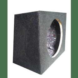 Space Saving 12 Inch Bass Speaker Cabinet