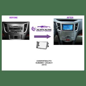 Subaru legacy Radio console