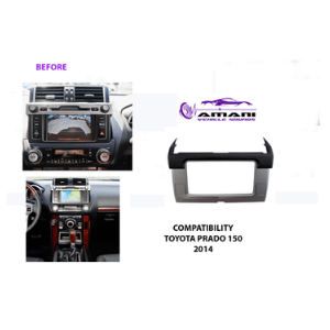 Toyota Prado 150 2014+ Radio Trim kit