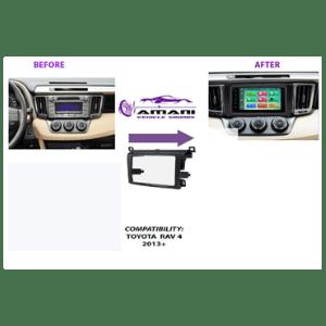 Toyota RAV 4 Yr 2013+ Trim Kit