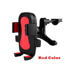 Universal Car Smartphone mount - Red