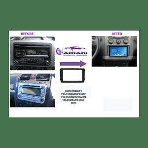 VW Touran Passat Golf Tiguan Console