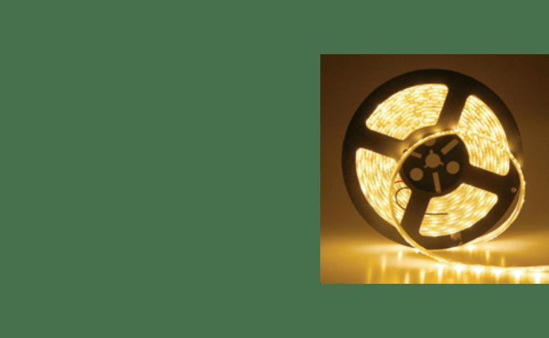 Warm White 5 Metre  LED Strip light